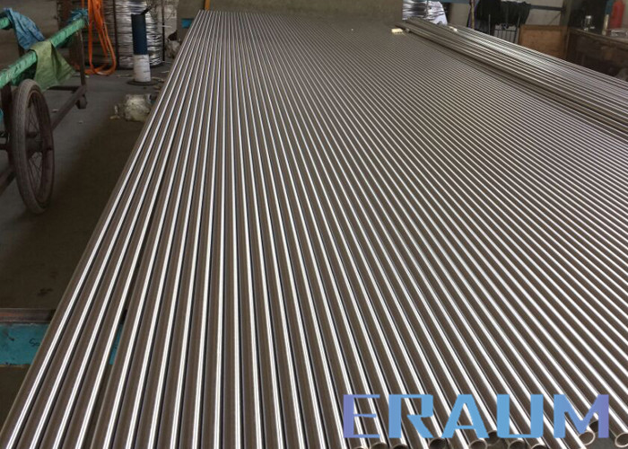 trường hợp công ty mới nhất về Excellent in Nickel Alloy —— Alloy 31 seamless tube
