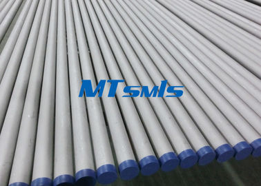 Trung Quốc 12 Inch Sch40 TP347 / 347H Austenitic Stainless Steel Seamless Pipe Plain End Cut nhà máy sản xuất
