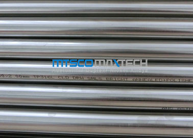 18SWG TP309S / 310S Stainless Steel Precision Tubing , ASTM A213 Seamless Tube