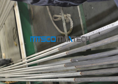 Trung Quốc 4.76Mm TP316L / 1.4404 Straight round steel tubing / welding stainless steel tubing nhà máy sản xuất