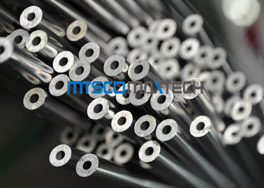 ASTM A269 Stainless Steel 6.35mm Small Diameter Hydraulic Pipe Polished Surface