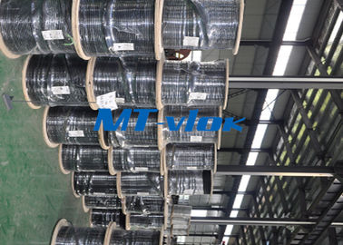 Trung Quốc Welded Super Long Multi core Stainless Steel Coiled Tubing For Marine nhà cung cấp