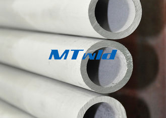 8BWG ASTM A358 TP304L / 1.4306 ERW Steel Pipes Double Welded Annealed Surface