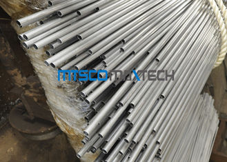 Trung Quốc S31803 / S32750 SAF2205 / 2507 Annealed & Pickled Seamless Duplex Pipe For Instrument nhà máy sản xuất