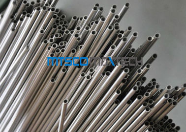 Trung Quốc 1.4462 / 1.4410 Seamless Duplex Stainless Steel Pipe Oil / Fluid Cold Drawn Tube nhà máy sản xuất