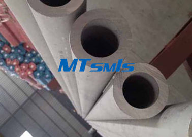 Trung Quốc DN150 Stainless Steel Seamless Pipe S34700 / S34709 Industrial Welding Round Tube nhà máy sản xuất