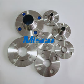 Forged Welding Neck Flanges Pipe Fittings PN20 - PN420 F316L Stainless Steel