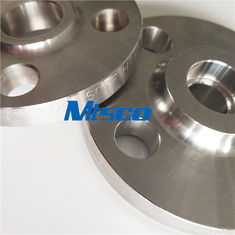 PN150 ANSI B16.5 S32750 Stainless Steel Flange Slip On Type Pickling Surface