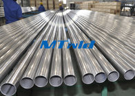 Heat Exchanger Stainless Steel Welded Tubing Custom ASTM A249 304L / 316L nhà cung cấp
