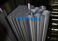 3 / 4 Inch TP304L ERW Stainless Steel Welded Tube For Oil Industry ISO Approval nhà cung cấp