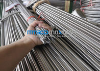 ASTM A269 / ASME SA269 Stainless Steel Seamless Hydraulic Tube With Small Diameter nhà cung cấp