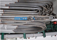 TP321 1.4541 S32100 SS Annealed / Pickled Heat Exchanger Tubing For Military nhà cung cấp