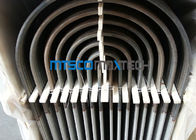 Stainless Steel Heat Exchanger Tubing TP316 / 316L , U Bend Size 25.4mm For Fuild nhà cung cấp