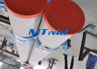 S32750 F53 1.4410 Stainless Steel Welded Pipe , Heat Exchanger Tubes Annealed & Pickled nhà cung cấp