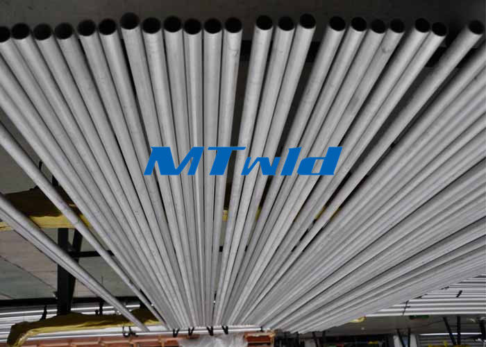 TP304L 316L 309S 310S Stainless Steel Welded Tube EFW Seamless Welded Pipe nhà cung cấp