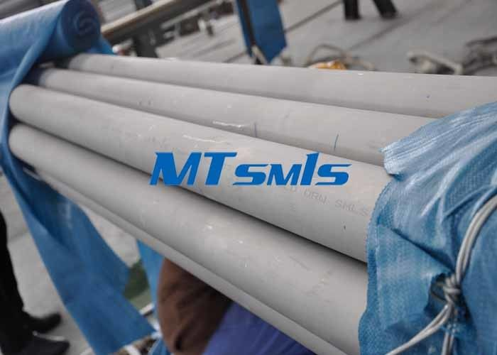 Pickling Surface Stainless Steel Seamless Pipe ASTM A269 / A213 1.4404 / 1.4301 nhà cung cấp