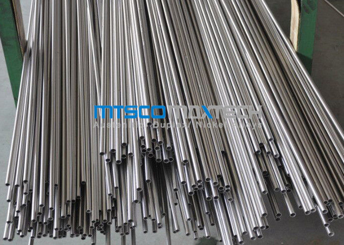 Durable Bright Annealed 316 / 316 L SS Hydraulic Tubing With Cold Rolled Technology nhà cung cấp