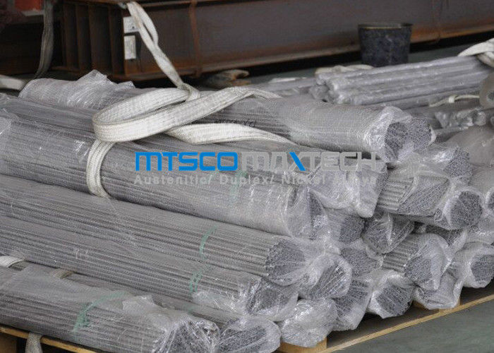 TP321 / 321H Stainless Steel Seamless Hydraulic Tubing With Bright Annealed Surface nhà cung cấp