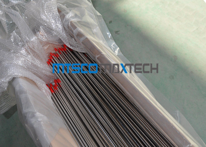 TP321 / 1.4541 Seamless Stainless Steel Tubing For Chromatography 18 * 1.5mm nhà cung cấp