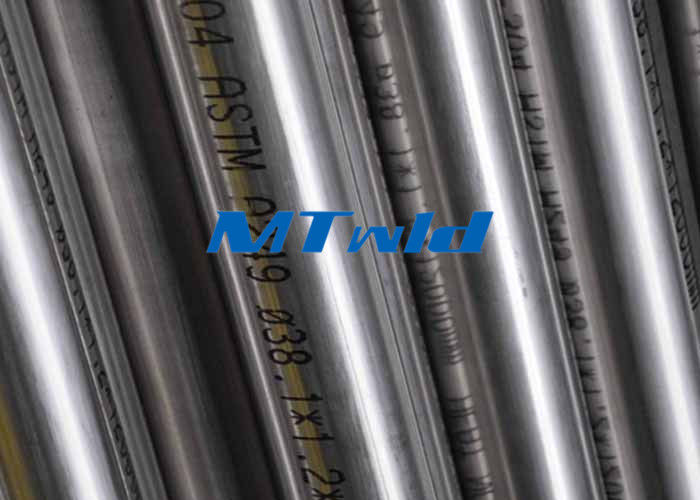 1 / 8 Inch TP304 / 316 ERW / EFW Stainless Steel Round Tube With Bright Annealed Surface nhà cung cấp