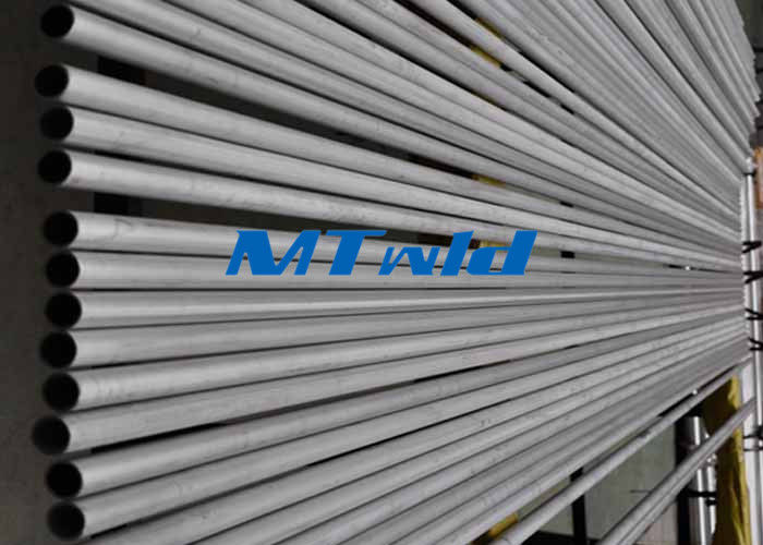 ASTM A790 2507 / 2205 1.4462 / 1.4410 Duplex Stainless Steel Welded Tube For Chemical Industry nhà cung cấp
