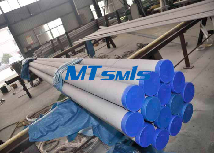 1.4306 / 1.4404 Stainless Steel Seamless Tube Annealed & Pickled Cold Drawn nhà cung cấp