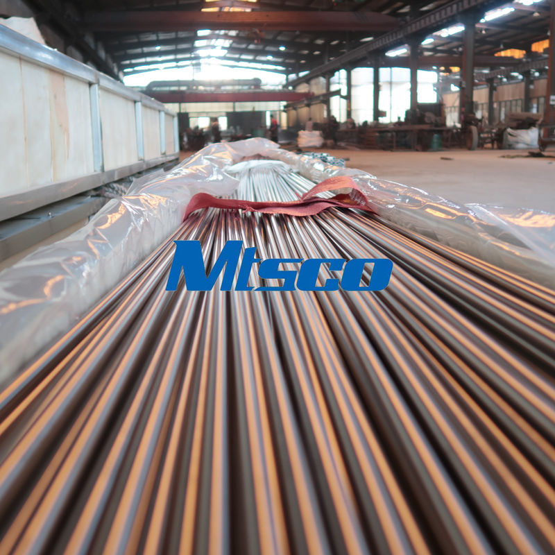 ASTM A269/A213 Seamless Stainless Steel 6000MM Bright Annealed Tube
