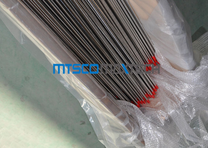 TP321 / 1.4541 Seamless Stainless Steel Tubing For Chromatography 18 * 1.5mm