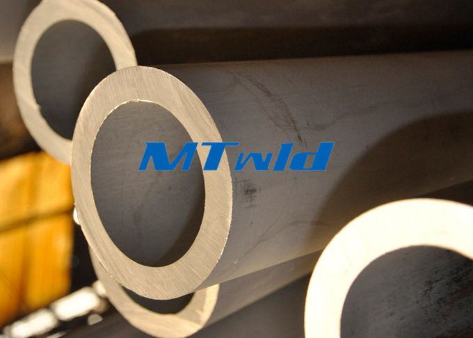 6 / 8 / 10SWG ASTM A790 Duplex Stainless Steel Pipe , Large Diameter Steel Pipe For Oil And Gas